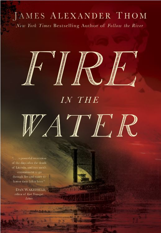 Prize-winning and New York Times bestselling historical novelist James Alexander Thom, compassionately creates these two pilgrims as eyewitnesses of the Sultana tragedy.